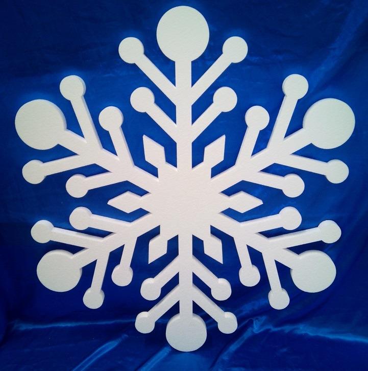 1m snowflake