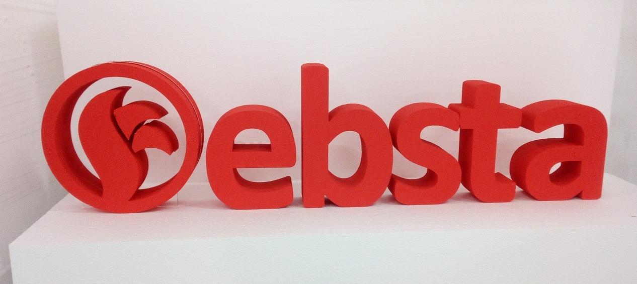 3d logo letters