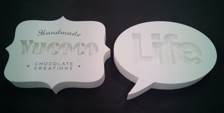 3d detail logo