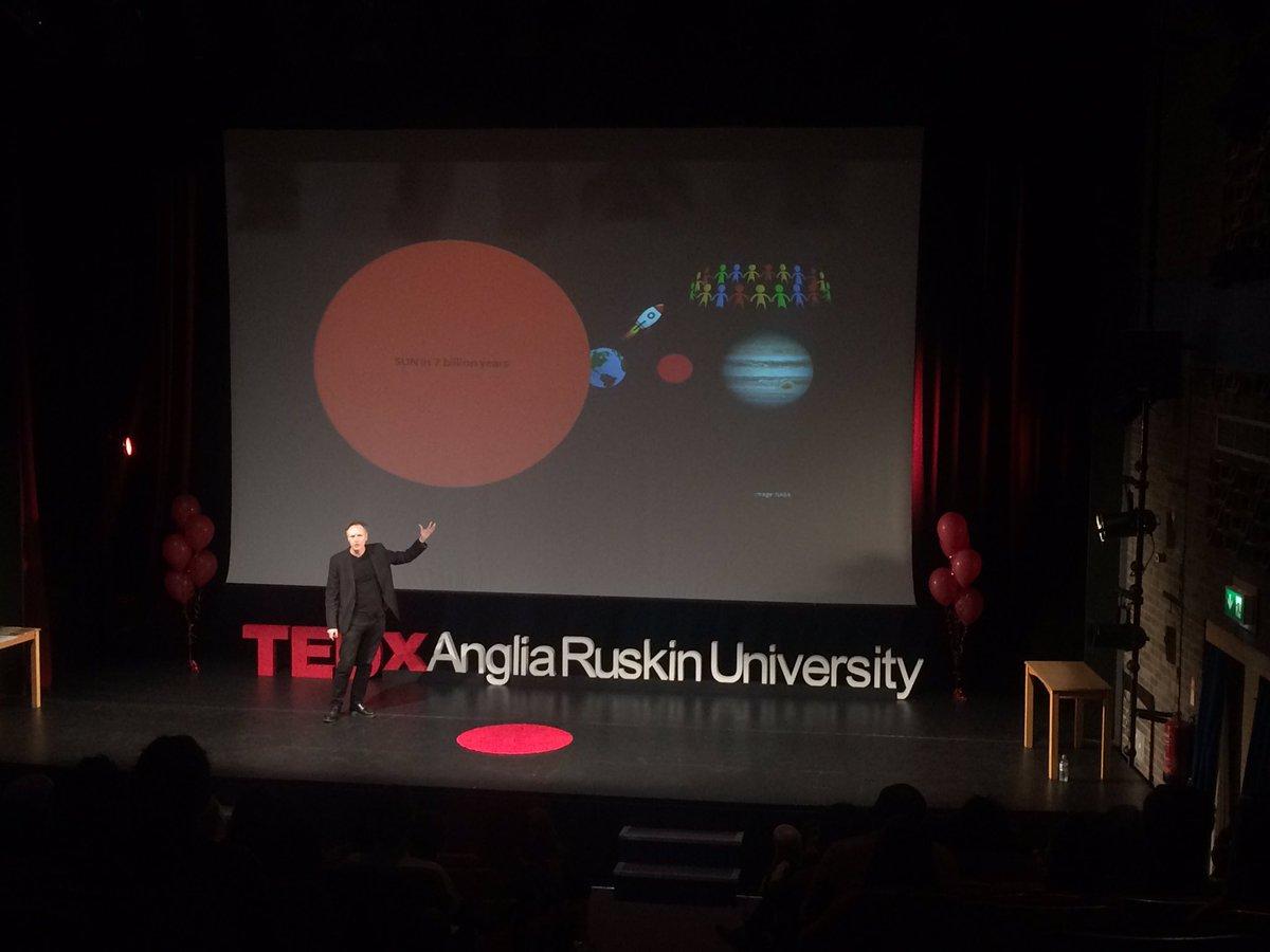 Tedx Anglia Ruskin