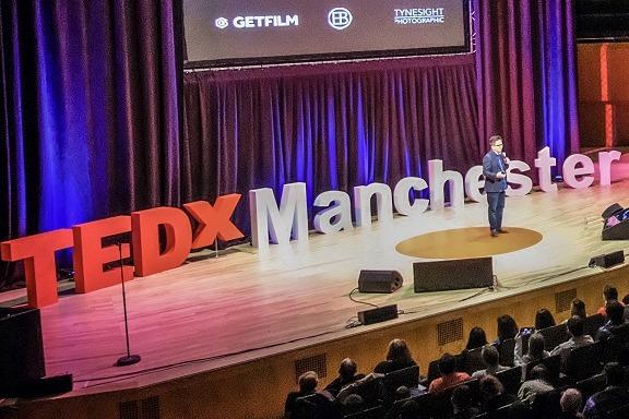 TEDx Manchster