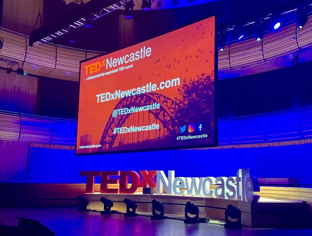 TEDx Newcastle Letters