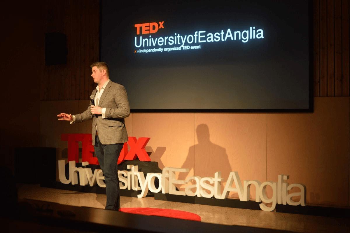 Tedx East Anglia
