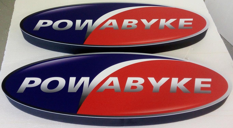 foamex on styrofoam logo