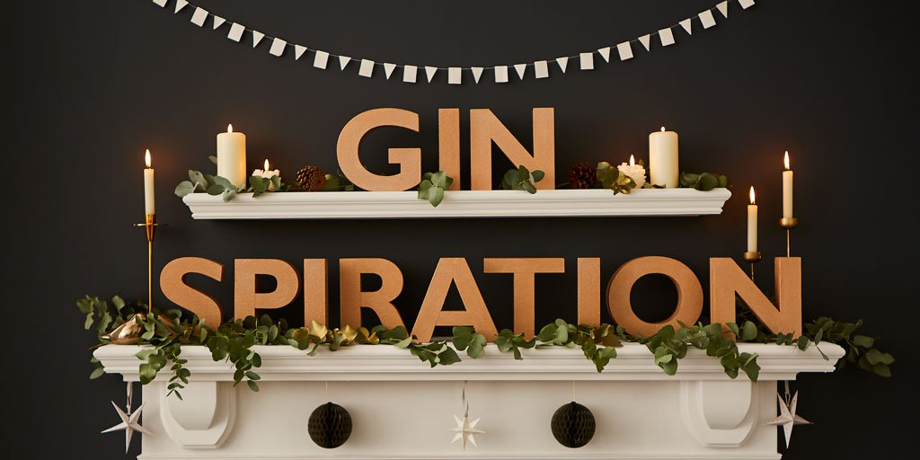 gin promotional letters