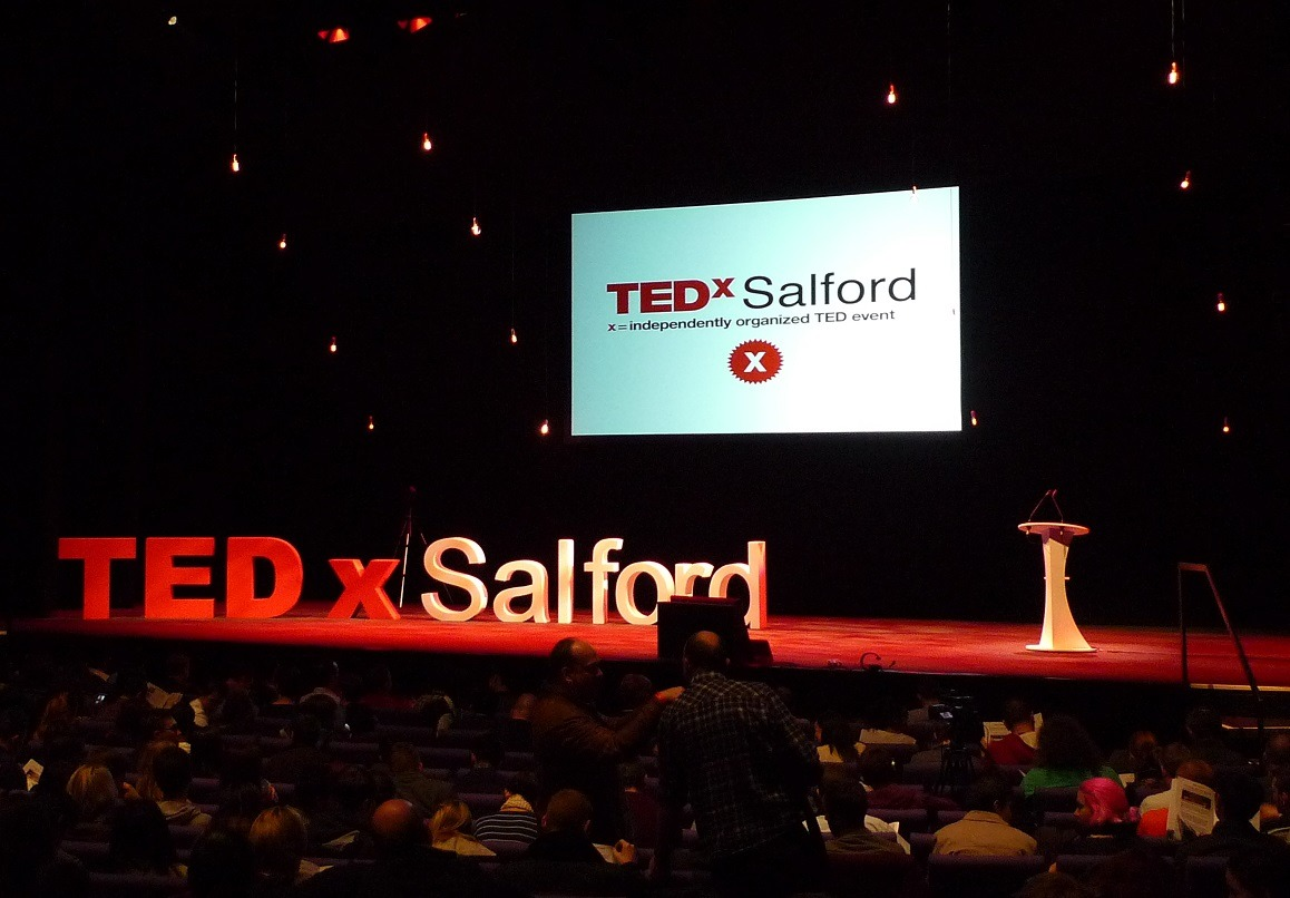 tedx salford letters