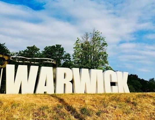 warwick univeristy letters
